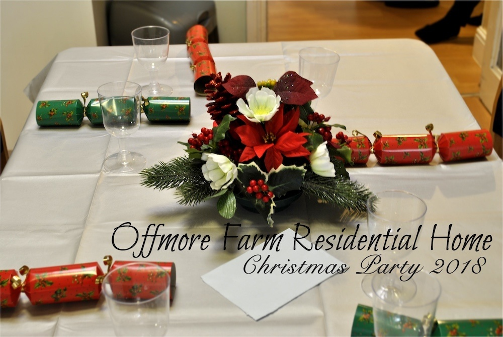offmore christmas party 2018