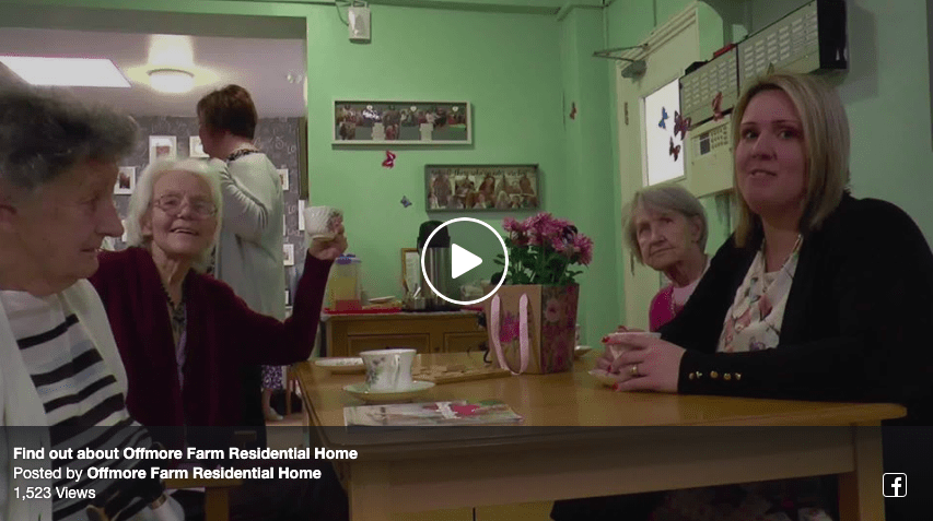 Offmore Farm Residential Home Promo